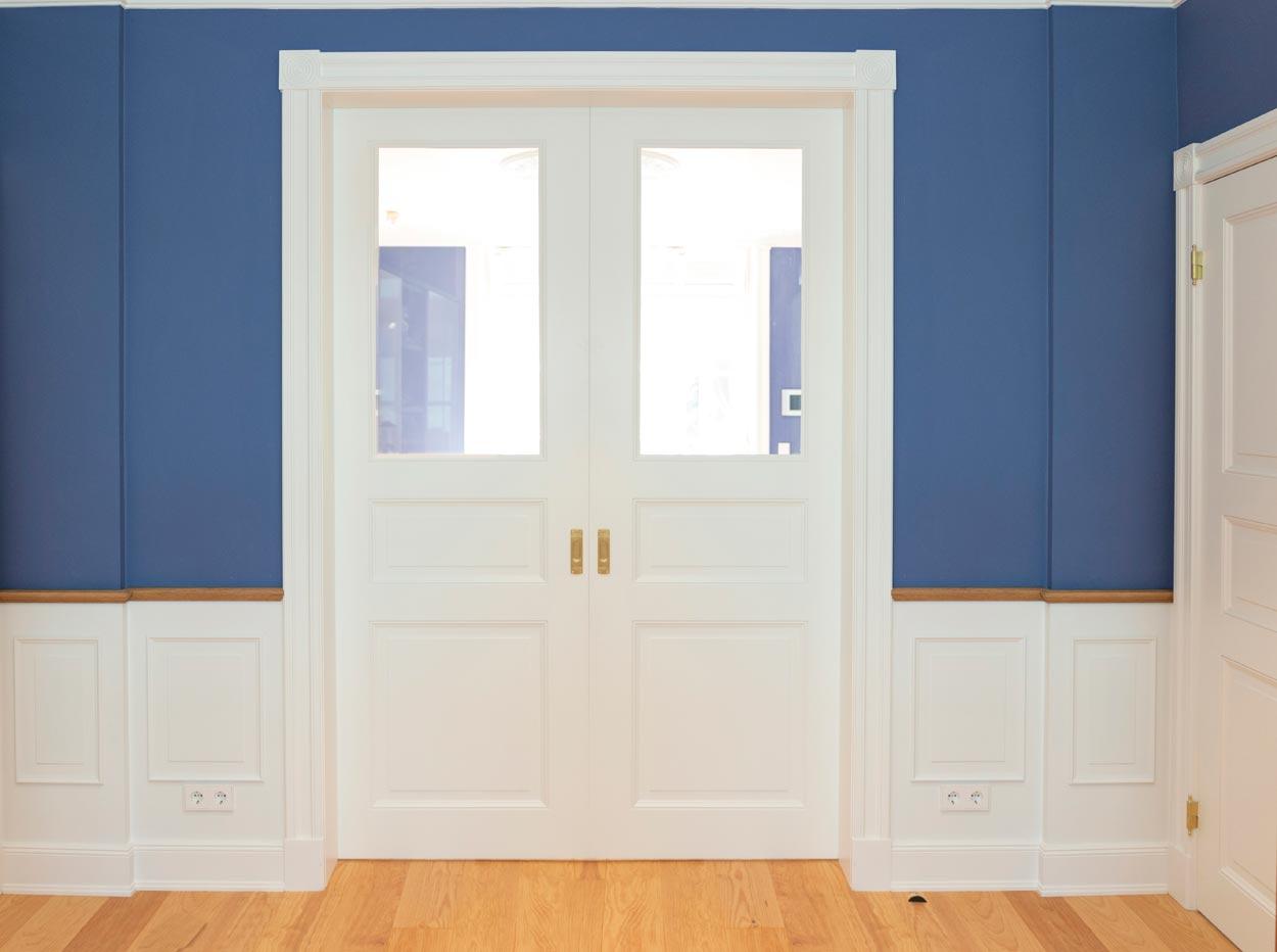 Tür von der Tischlerei Paepcke